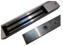 Cerradura magnética p/ 280 kg. (12 volt /cc)