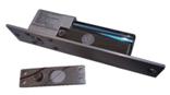 Cerradura magnética de embutir (12 volt / cc)